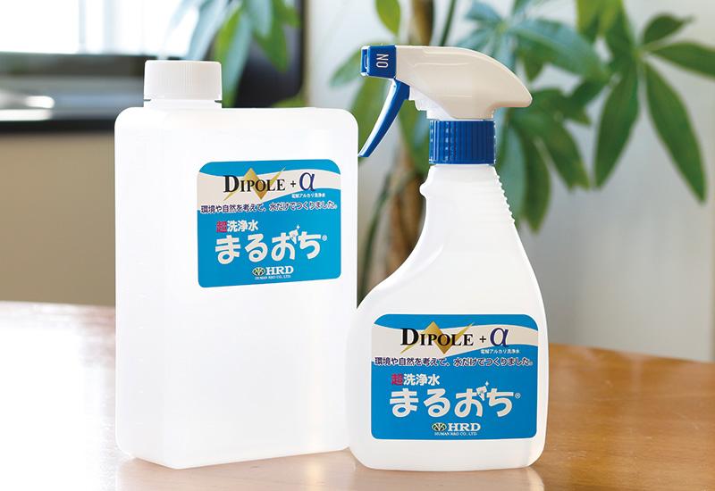 電解アルカリ洗浄水 イメージ